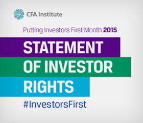 CFA Statement of Rights